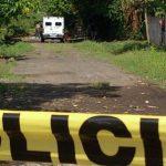Un agente policial fue asesinado en balacera esta madrugada en Jayaque, La Libertad. FOTO EDH/J. Anaya