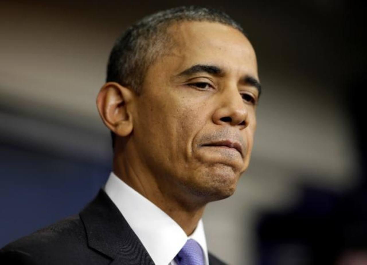 Barack Obama dijo lamentar de los estadounidenses pierdan sus coberturas de salud