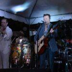 Marka con su guitarra se entregaron en un concierto donde el músico demostró que posee talento. foto EDH / Miguel Villalta