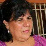 Diputada disidente María Mercedes Aranguren.