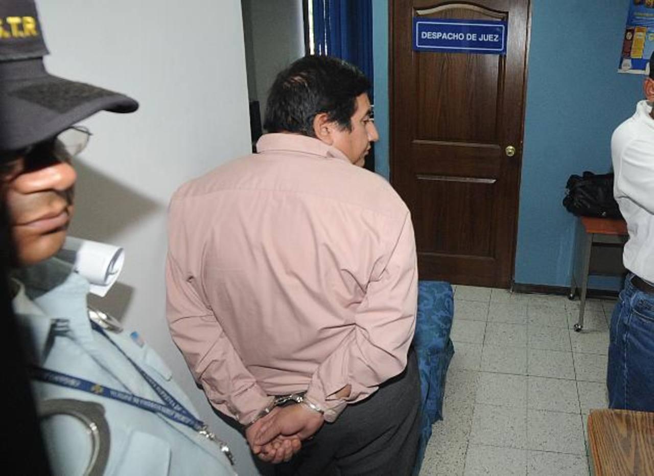Francisco Martínez Ibánez fue absuelto del delito de robo agravado. Foto EDH