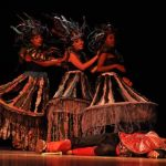 """Elenco de """"La flauta mágica"""" en La Habana, Cuba."""