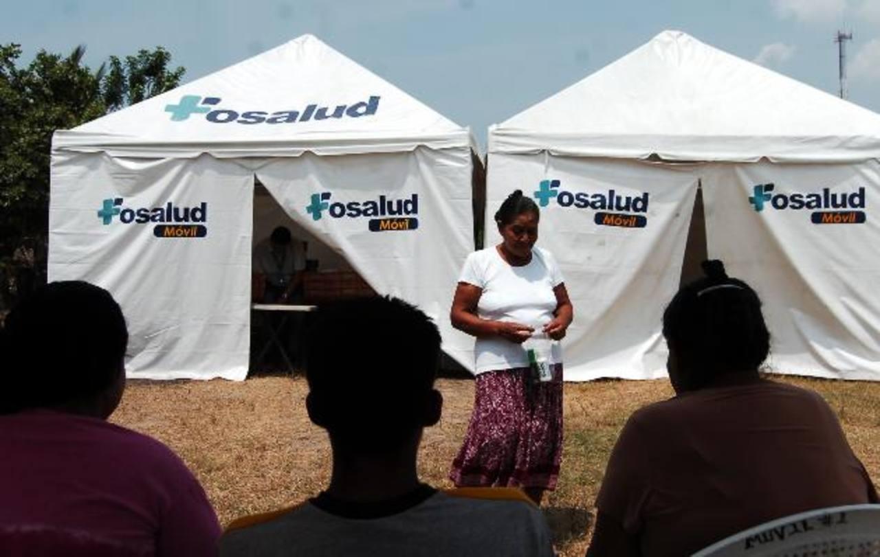 Fosalud se financia con los impuestos a la venta de tabaco y bebidas alcohólicas. Foto EDH