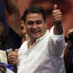 Presidentes ya reconocen gane de Hernández