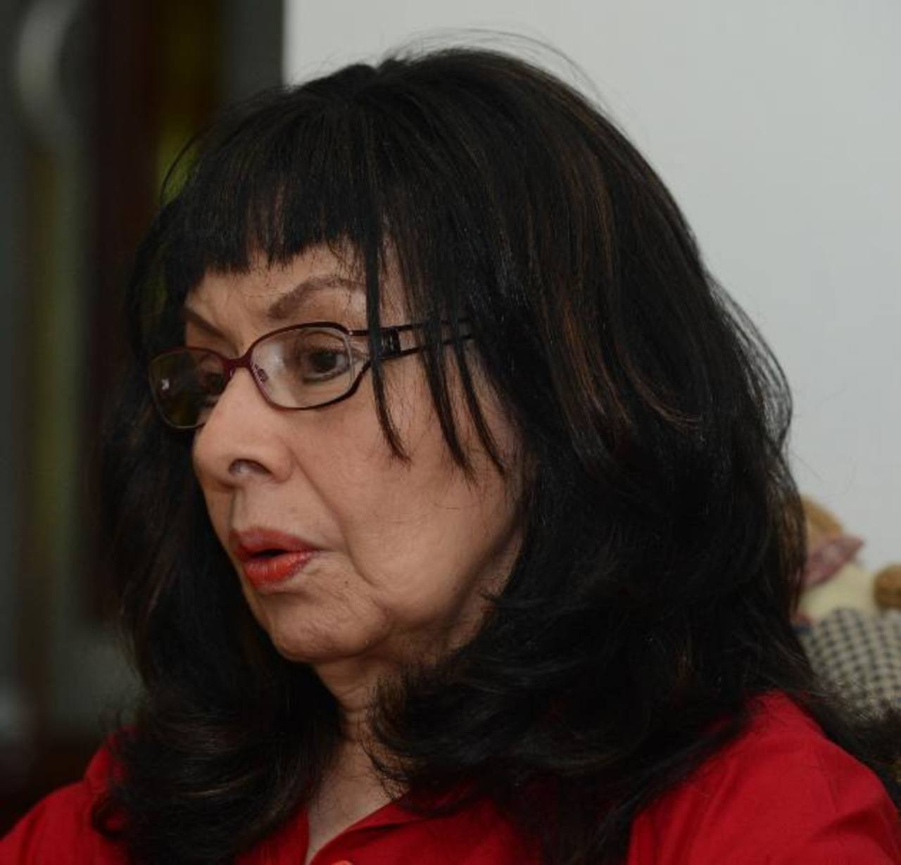 Laura Henríquez fue diagnosticada con cáncer en las mamas, columna y pulmón, en ocasiones distintas. foto edh /