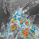 Sonia se forma frente costa de México en Pacífico