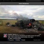 Tensión entre Venezuela y México por derribo de avioneta