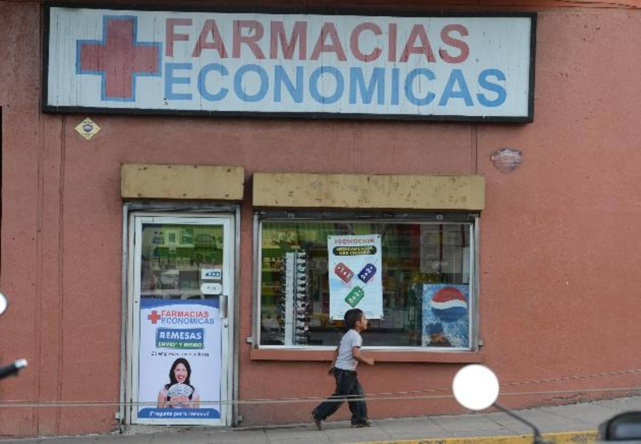 La sucursal Las Terrazas es una de las que la DNM ordenó cerrar. Foto EDH / Mauricio Cáceres