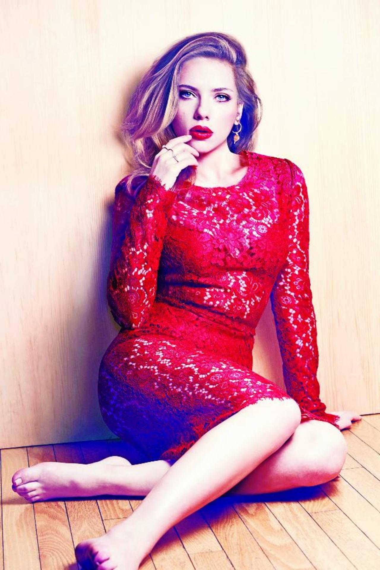 """Scarlett Johansson """"... ya no siento que tenga que probarle nada a nadie"""""""