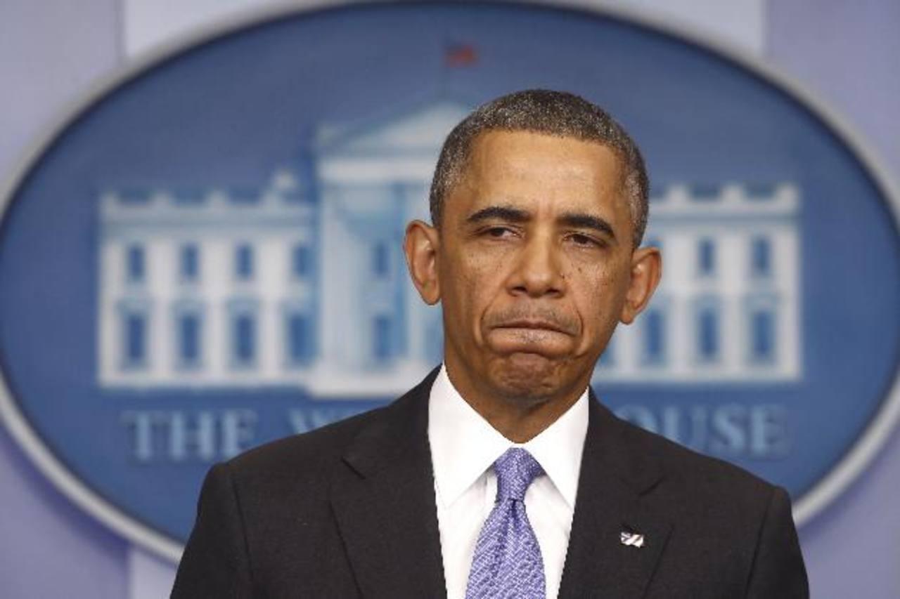 Obama da marcha atrás en su reforma sanitaria