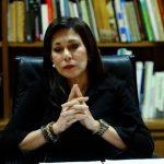 La diputada Ana Vilma de Escobar cuestionó el nivel de vida del presidente de la República, Mauricio Funes, y su familia. FOTO EDH/Archivo