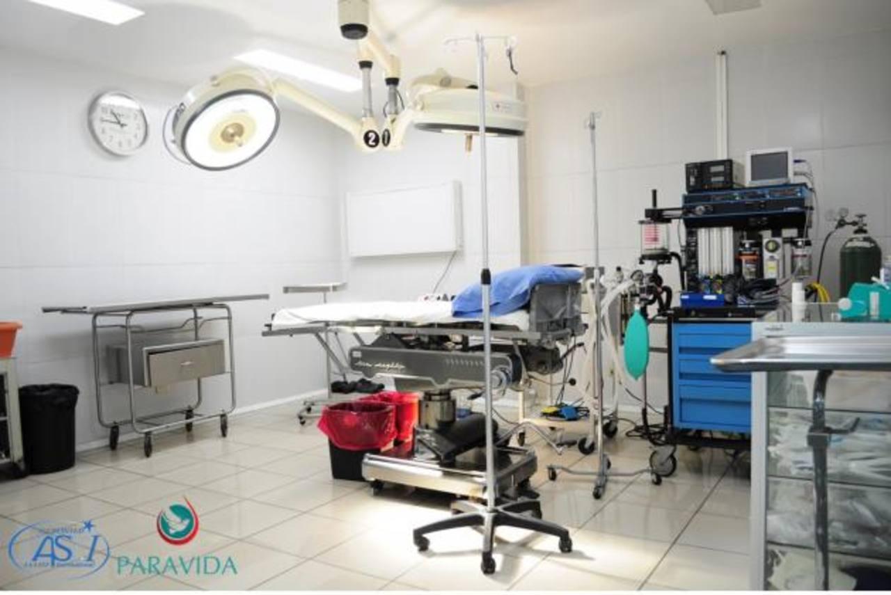 Hospital Paravida es un uno de los siete centros médicos nacionales certificados. Foto EDH