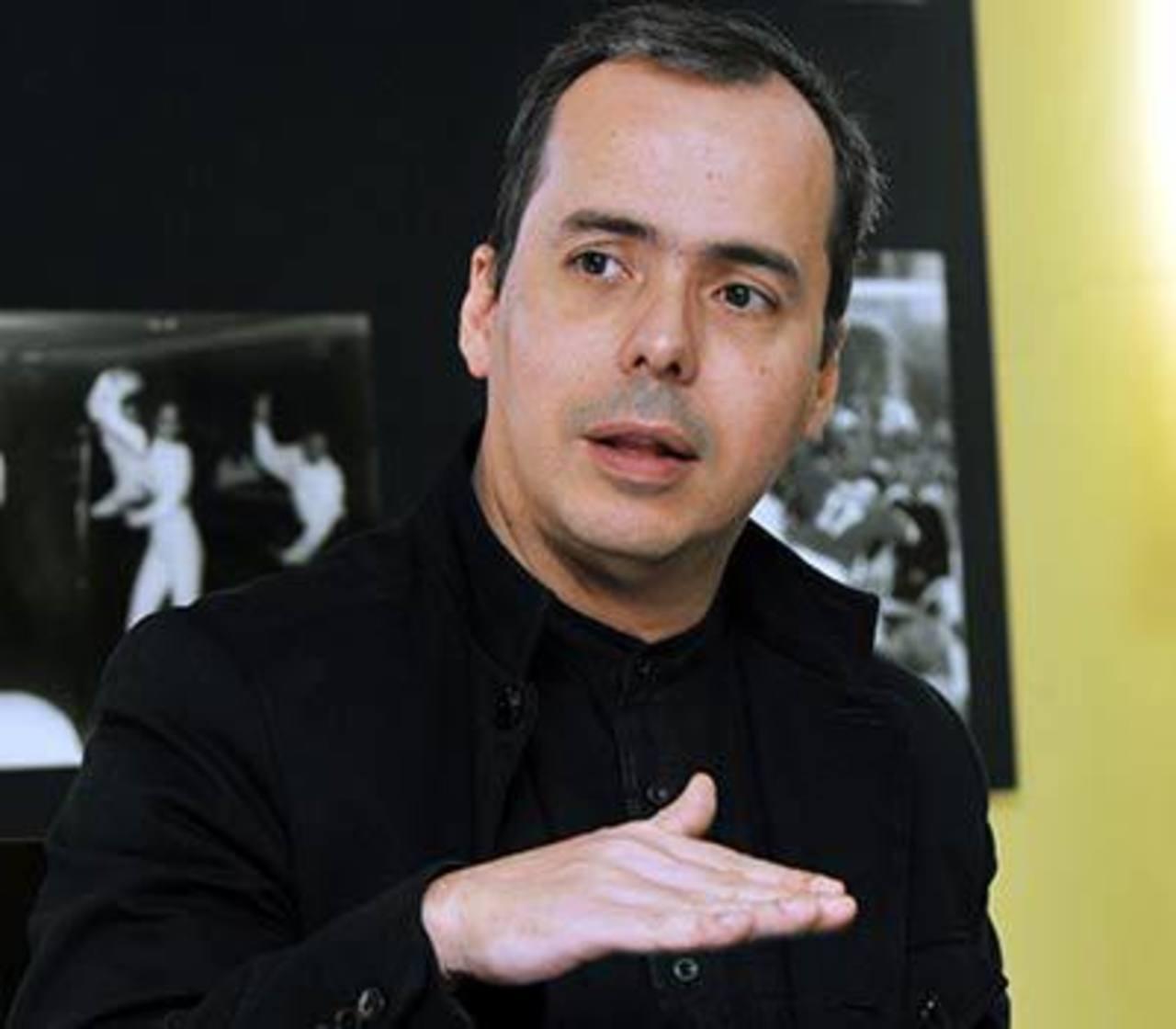 Juan José Rendón, un crítico del Gobierno izquierdista de Venezuela.