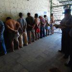 Las autoridades del Penal La Esperanza, conocido como Mariona, realizaron un registro a los reos y a sus celdas. FOTO EDH Archivo.