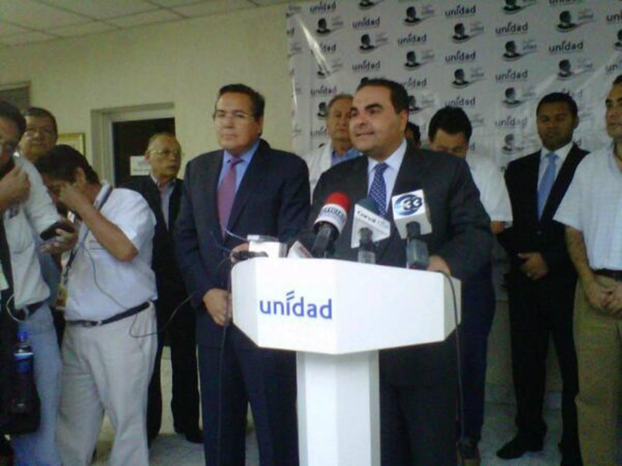 Saca dice no temer a demanda de inconstitucionalidad