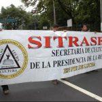 Secultura llegó a un acuerdo con Sitrasec y se levantó el paro de labores en todas las dependencias.