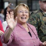 Michelle Bachelet FOTO EDH Reuters