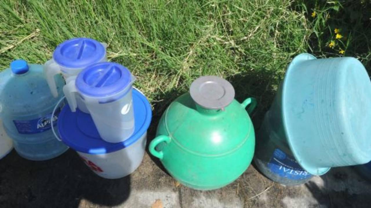 Más de 400 viviendas afectadas por corte de agua en La Unión