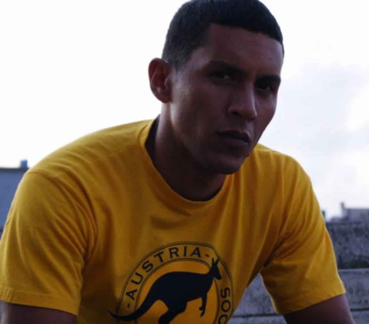 El preso político Ángel Yunier Remón Arzuaga.