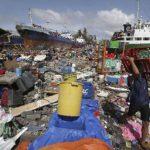 El tifón más potente deja destrucción en Filipinas