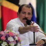 El presidente de Nicaragua, Daniel Ortega, quien espera que el Congreso de ese país lo apoye en reformar la Constitución.