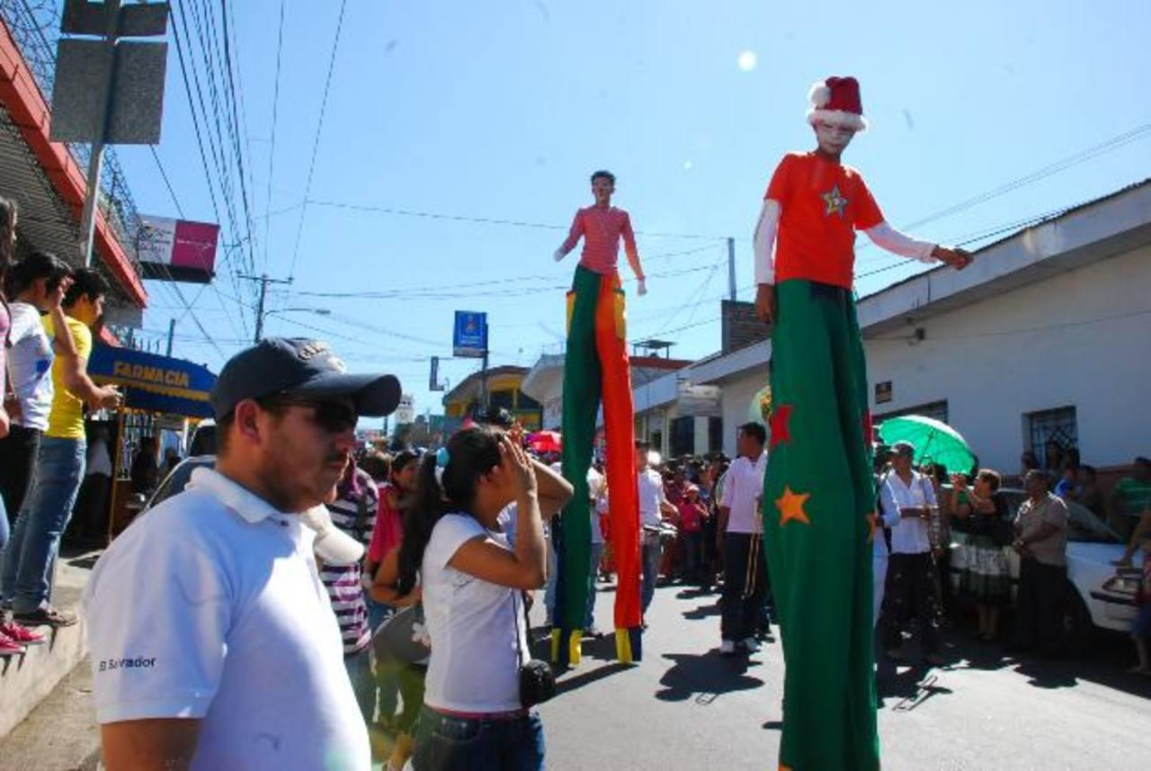 Los chichimecos también formarán parte de las atracciones del desfile de correos de las fiestas patronales de Usulután.