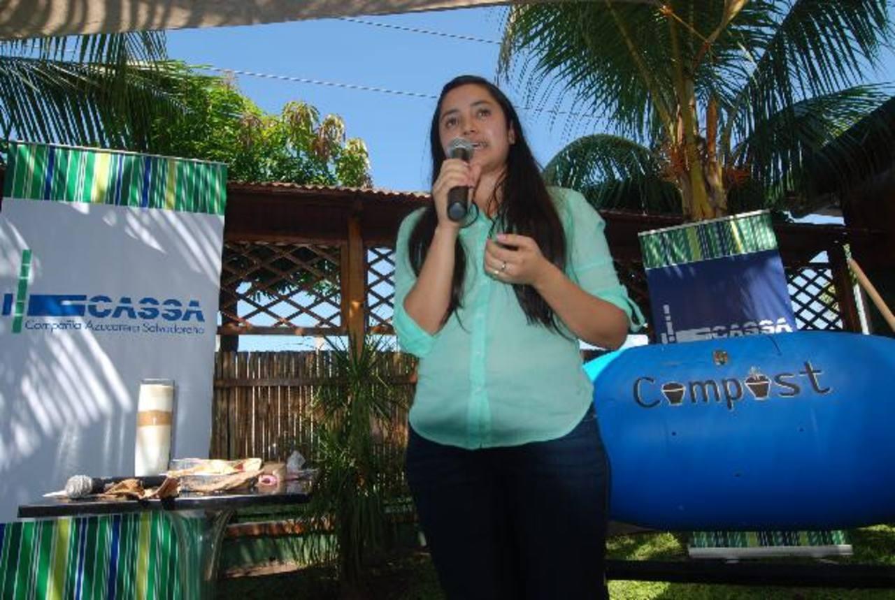 Glenda Alfaro ganó el 2o. lugar de la Clinton Global Initiative University Commitments Challenge, en Estados Unidos