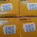 El producto con viñetas blancas podría haber entrado de contrabando o haber sido falsificado. Según los registros de quienes lo distribuyen, no ha sido vendido en el país. Foto EDH / Cortesía
