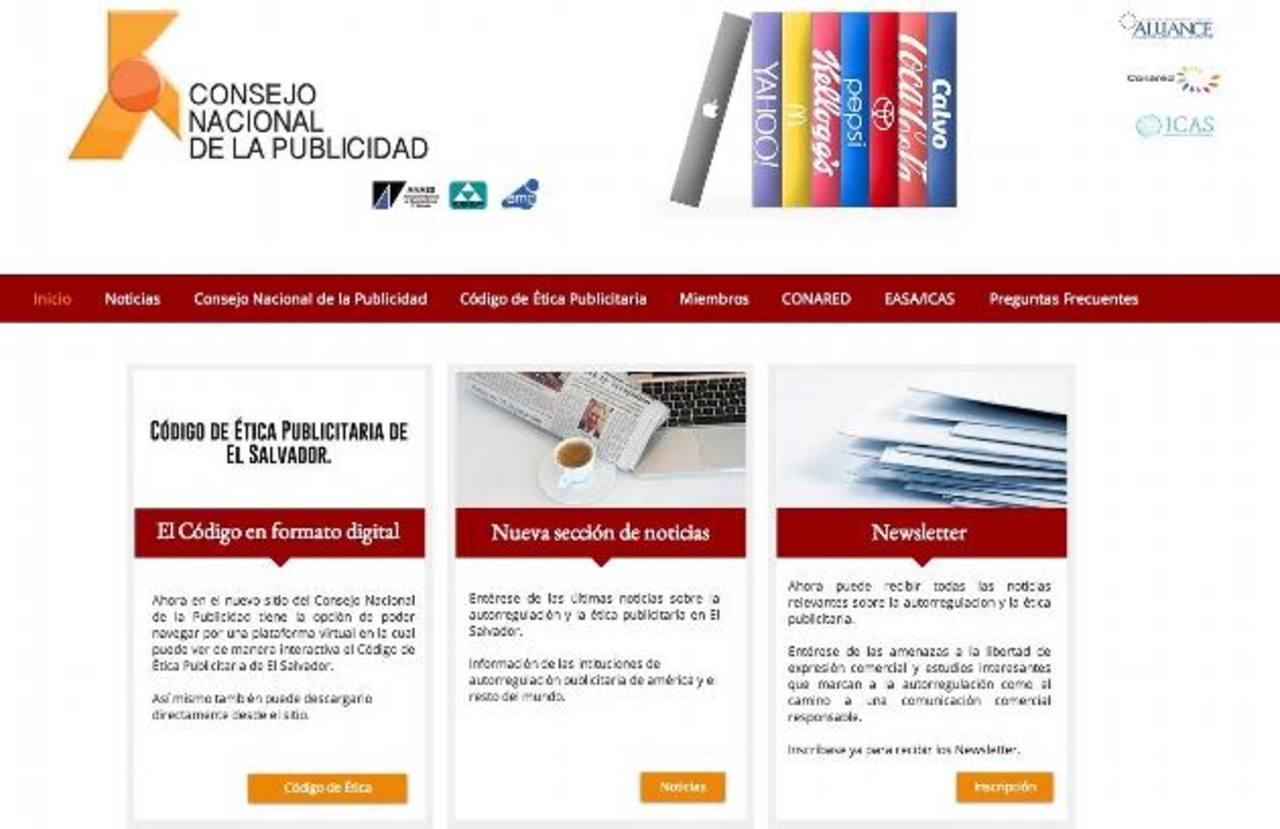 La página web: www.cnpelsalvador.org posee un nuevo diseño con más información, noticias, entrevistas, entre otros.