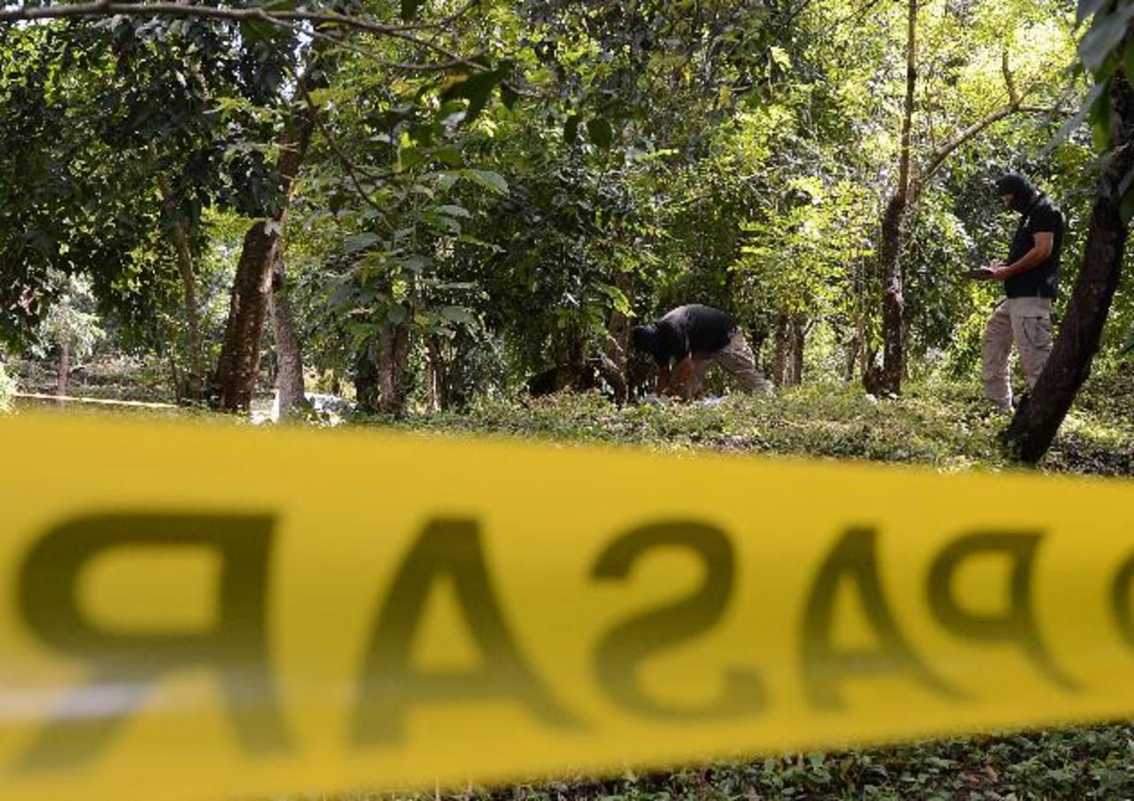 Al menos cinco homicidios han sido registrados en las últimas horas, según PNC. Foto/ Archivo