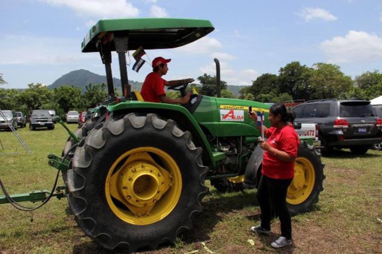 Uno de los principales rubros de Alba en el país se relaciona con la producción agrícola, la cual genera dividendos de hasta $200 millones al conglomerado. FOTO EDH / CORTESÍA