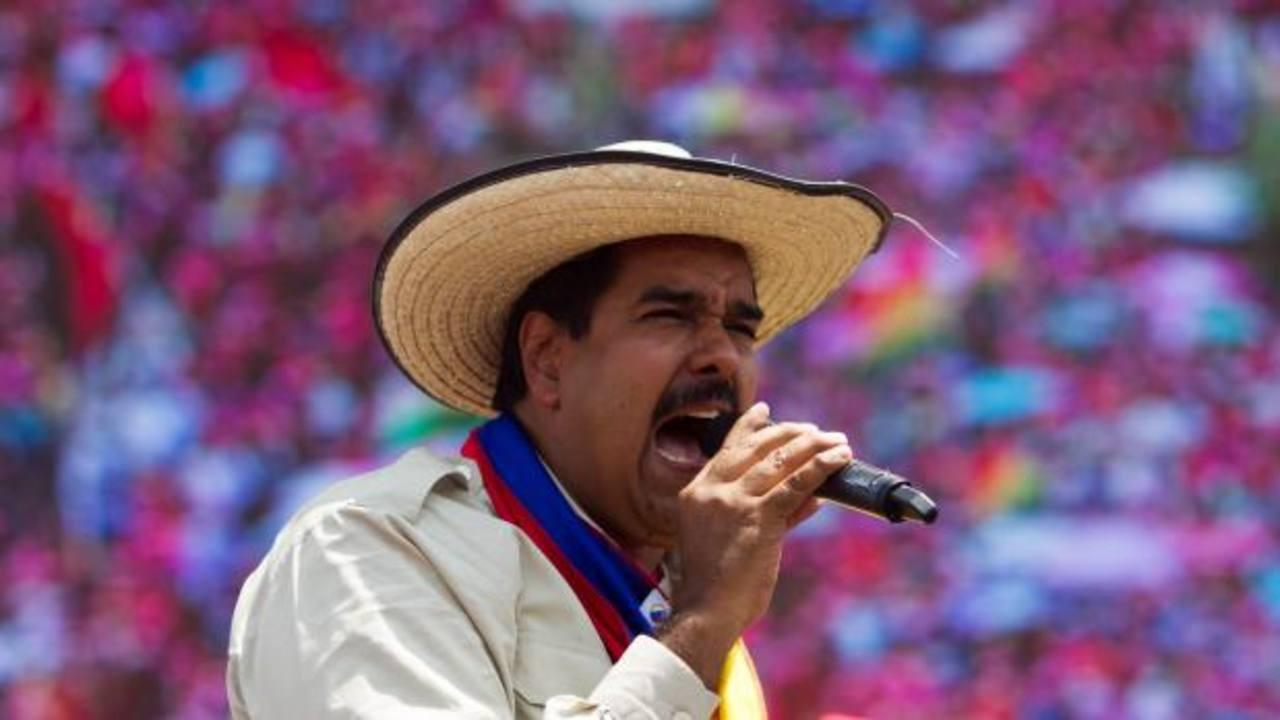 Nicolás Maduro, gobernante de Venezuela.
