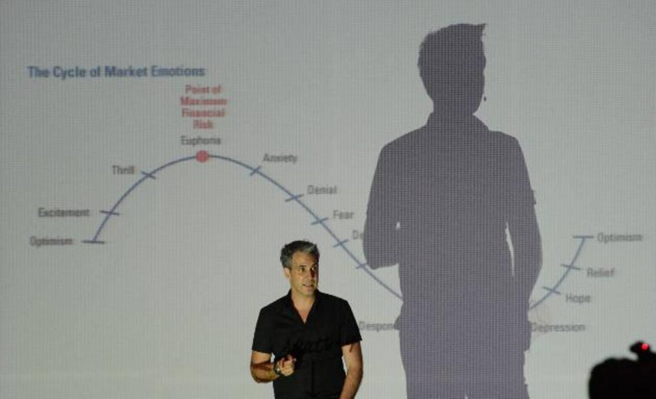 Klaric señaló que innovar en el mundo de los negocios debe de ser una tarea cotidiana a todo nivel. FOTOS EDH / MAURICIO CÁCERES