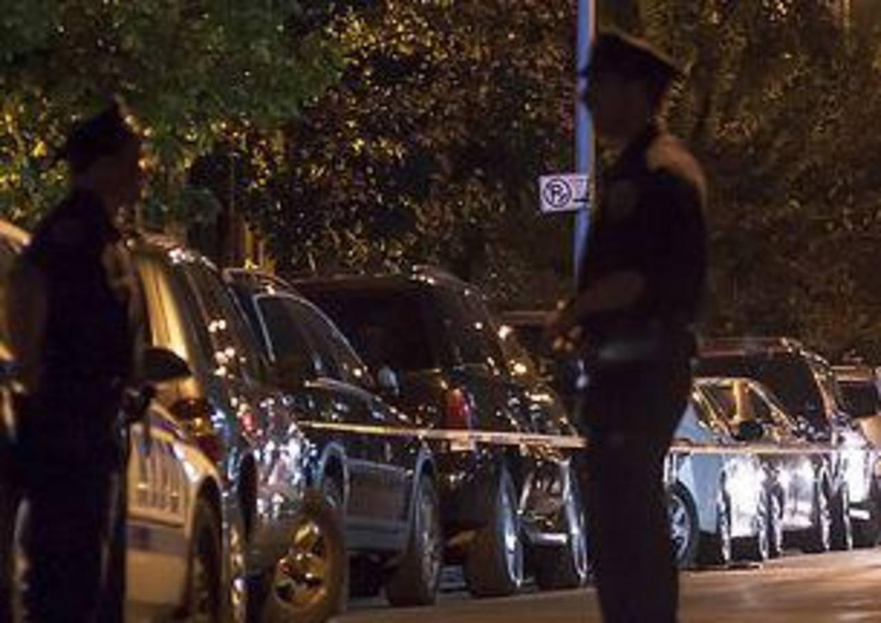 La Policía de Nueva Jersey investiga tiroteo en centro comercial. Foto/ Archivo