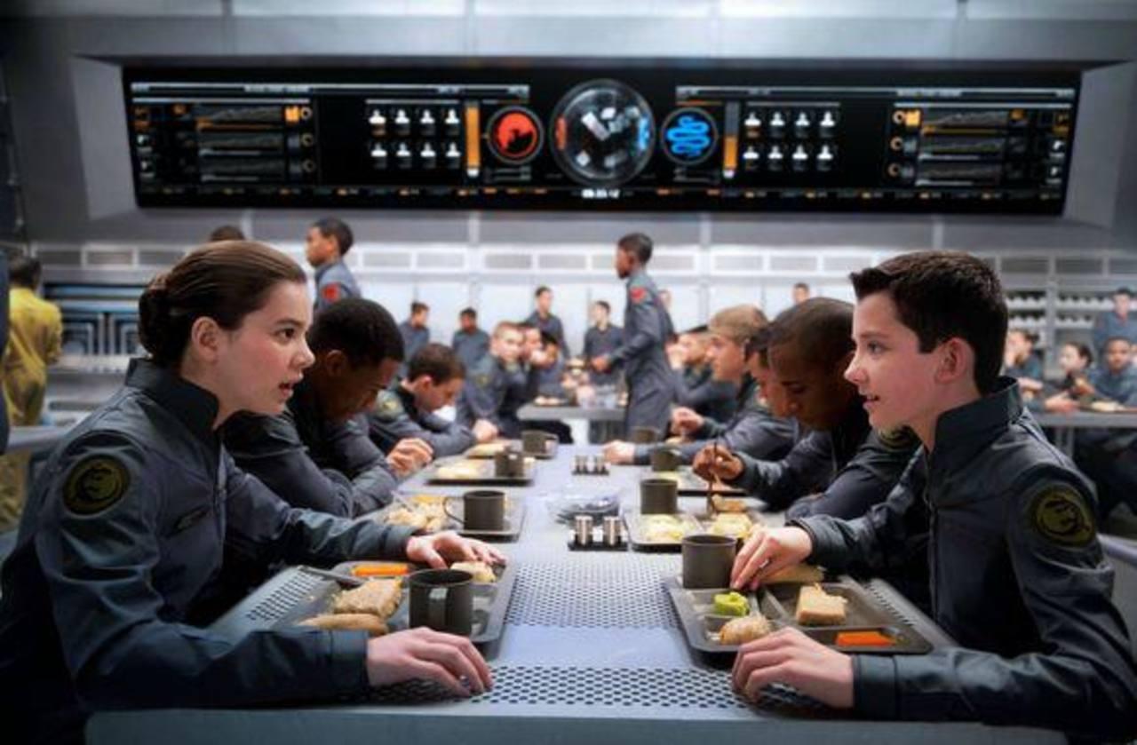 """La cinta """"Ender's Game"""" logró los mayores ingresos en las taquillas con 28 millones de dólares en su estreno de fin de semana. Foto/ Archivo"""