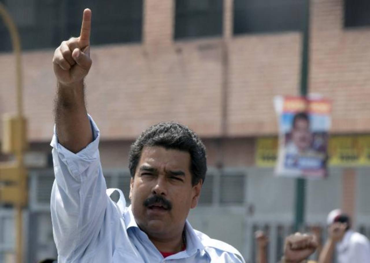 Maduro legislará por decreto a lo largo de 12 meses y tras recibir poderes especiales o una ley habilitante de la Asamblea Nacional. Foto/ Archivo
