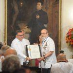 """Fernando Llort: """"Mi deseo fue motivar a mi pueblo con mi pintura"""""""