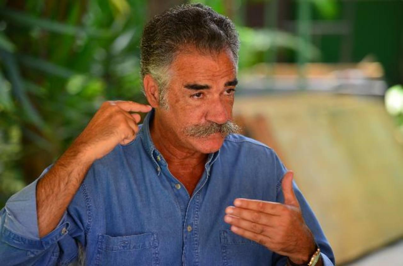 """Alberto Gómez Font: """"Las palabras sucias se refieren a lo bueno..."""""""