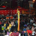 La fiesta del 55 Carnaval en San Miguel ya inició