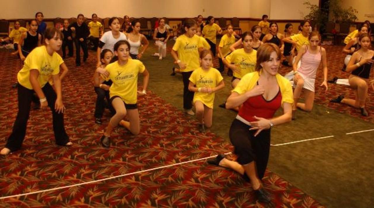 La convención es una oportunidad para aprender sobre las tendencias de la danza. Foto EDH