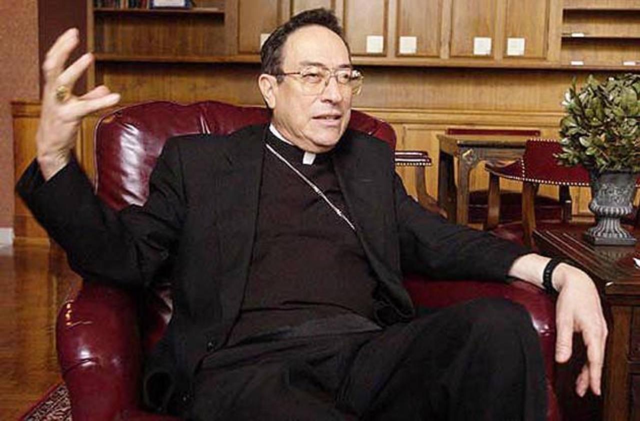 El cardenal arzobispo de Tegucigalpa, Óscar Andrés Rodríguez Maradiaga. foto edh /