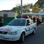 Matan a hombre al interior de un bus por robarle el celular