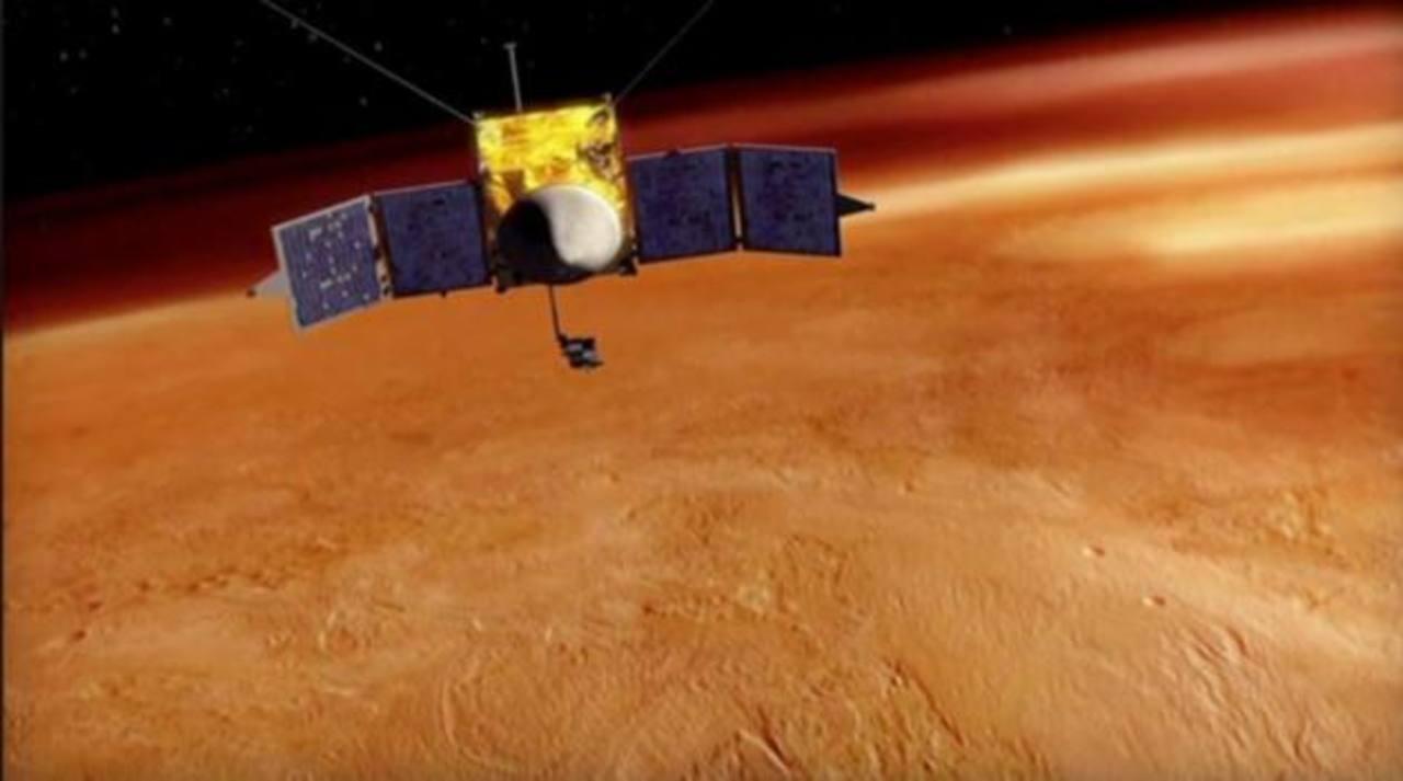 La sonda Maven será lanzada al espacio el próximo lunes. FOTO Agencias