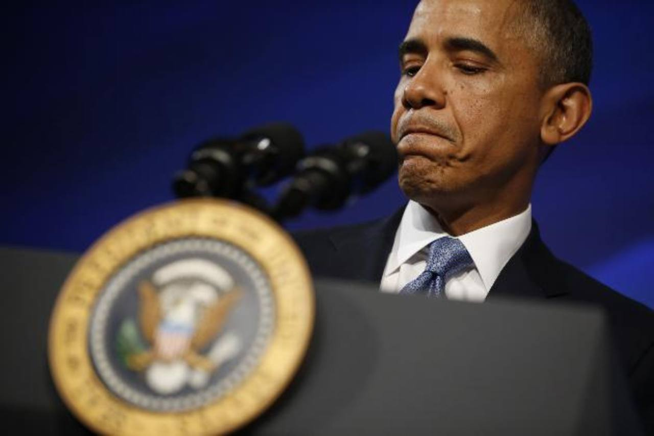 El presidente Obama afirmó la semana pasada que no estaba enterado de los problemas que presentaba el sitio web de su proyecto insignia: la reforma de salud. foto edh / Reuters