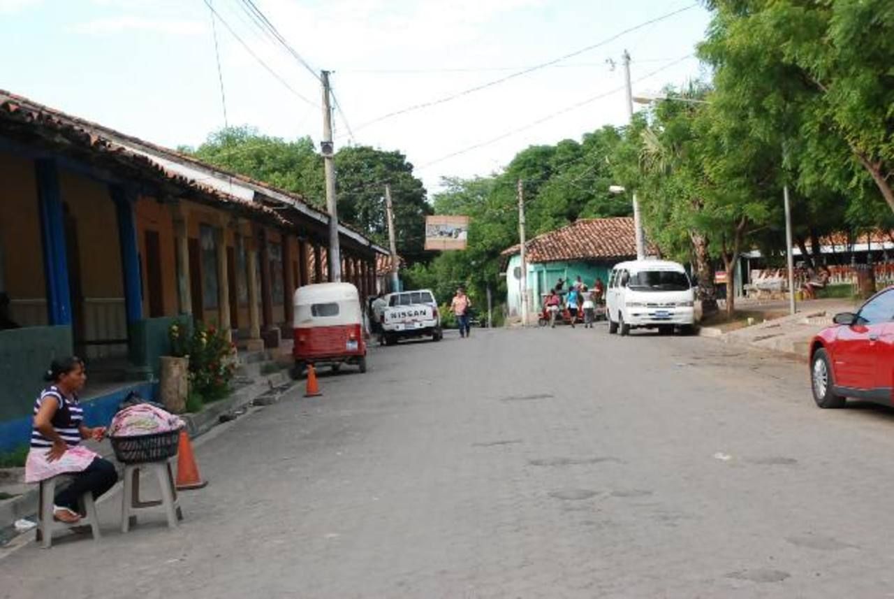 La comuna invierte recursos para poder hacer del municipio un destino para los turistas. Foto EDH / insy Mendoza
