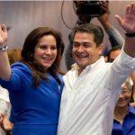 Hernández es declarado presidente de Honduras.