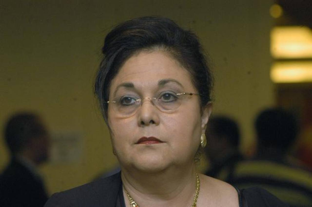 Ana María de Lara, directora de Asder, habló del debate.