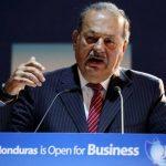 En 2011 Honduras realizó un foro de inversiones en donde estuvo presente Carlos Slim.