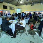 Muchos pequeños y medianos empresarios participaron en la rueda de negocios. fotos edh /omar carbonero