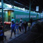 El país tendrá un nuevo sistema de ferrocarriles, anunció hoy CEPA y FENADESAL. FOTO EDH Archivo.
